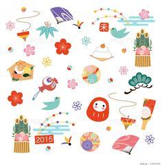 日本 モチーフ - Google 検索
