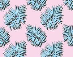 """Check out new work on my @Behance portfolio: """"Tropical leaves"""" http://be.net/gallery/55087379/Tropical-leaves"""