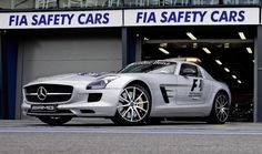 Mercedes-AMG is the Official Safety Car for F1 World Championship™2013