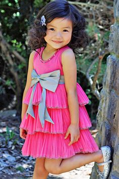 Ooh La La Couture Girls Dress for spring and summer 2012