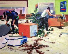 """The bank"" - Els ter Horst 2009"