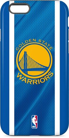 2a7aa343fbb Golden State Warriors Jersey iPhone 6 inkFusion Pro Case