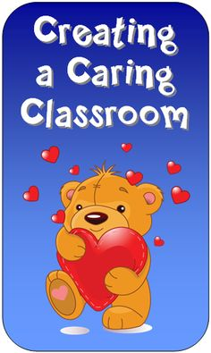 Strategies for Creating a Caring Classroom on Laura Candler's Teaching Resources website.