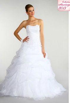 1000+ images about Robes de mariée grande taille // Plus size wedding ...