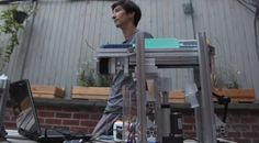 3D Printing a Solar Panel every 15 seconds