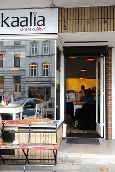 Kaalia Restaurant - indische Streetkitchen im Grindelviertel