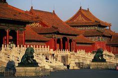 Forbidden City - Beijing (again)