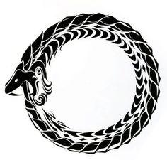 snake eating its tail - Pesquisa Google