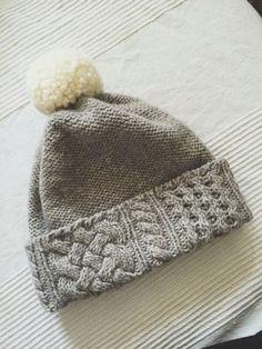 Knit hat: