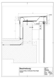 H-02-0007 Anschluss an Kaltfassade P/R-Fassade-H-02-0007