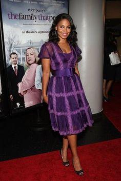 Luv the Purple Dress