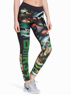 Tights   Pants (Sports Fashion) - Reebok Performance - Women - Online 80bf32a2426