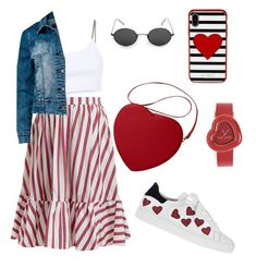 Designer Clothes, Shoes & Bags for Women Msgm, Alexander Wang, Venus, Polyvore Fashion, Marc Jacobs, Kate Spade, Clothing, Summer, Stuff To Buy