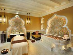 Descubre como son los baños de los Reyes Magos de Oriente