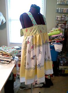 The Empty Nest: My Aprons