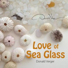 Possible cover for sea glass art gift book?