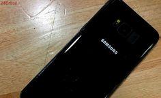 7 novas fotos suspostamente mostram Galaxy S8 na cor preta