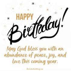 57 Inspirational Birthday Blessings [With Images] Happy Birthday Greetings Friends, Happy Birthday Wishes Images, Happy Birthday Wishes Cards, Birthday Quotes For Best Friend, Birthday Gifts, Birthday Wuotes, Friend Birthday Quotes Funny, Spiritual Birthday Wishes, Happy Birthday Quotes For Daughter