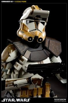 Sixth Scale Figure - Commander Bly #2186