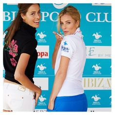 🌟Tante S!fr@ loves this📌🌟 Hv Polo, Popped Collar, Horse Fashion, Polo Shirt Women, Fathers Love, Ibiza, Challenges, English, Lifestyle