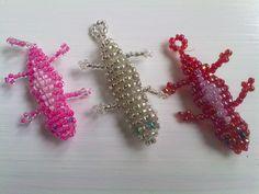 Bead lizards