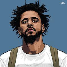 """hip-hop4real: """" J.Cole """""""