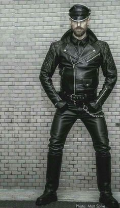 - - - - - - - -oOo- - - - - - - - ...and what turns him on...be that Leather, Rubber, Smoking... - -...