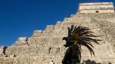 A third structure is found within the famous Kukulkan pyramid in eastern Mexico, experts say.