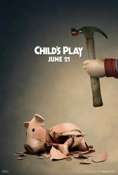 娃鬼回魂:魅來世界/恰吉(Child's Play)poster