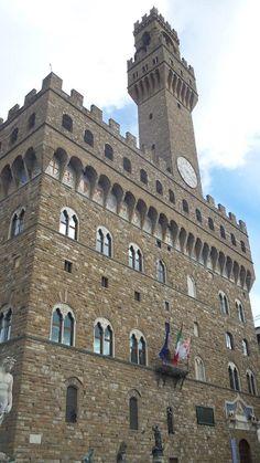 Palazzo Vecchio a Firenze #italia2015 #raiexpo #expoidee #expo2015 #italia #worldfair #firenze