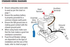 Latest red arc dual battery system wiring diagram redarc bcdc1225lv more information publicscrutiny Choice Image