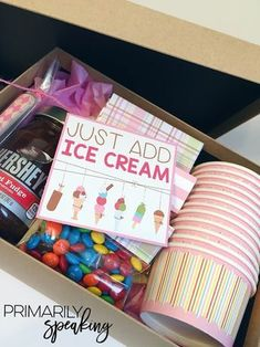 Fun Gift Ideas for Teacher Appreciation Week Fit Active Life Staff Gifts, Volunteer Gifts, Parent Gifts, Teacher Thank You Gifts, Teacher Gift Baskets, Birthday Gift For Teacher, Simple Teacher Gifts, Simple Birthday Gifts, Teacher Gift Diy