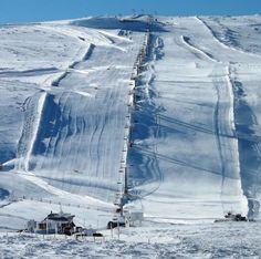 La Covatilla #esqui #viajes