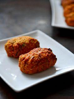 Chia, kale and pumpkin croquettes | Chia Recipes | The Chia Co
