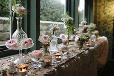 Hampton Manor ceremony entrance area decoration Wedding Florist Passion for Flowers (79)