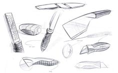 2014 Sketchbook by Aaron Powers at Coroflot.com