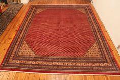 Nomadischen handgeknüpft Teppich 405 x 322 cm carpet alfombra oriental