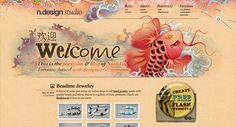 View the website Illustrated