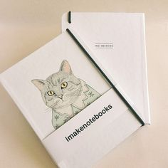 Me enamore de ❤ Notebooks, Kitty, Illustration, Cute, Handmade, Design, Gatos, Little Kitty, Kitten