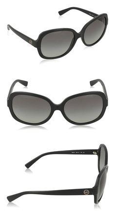 cc54ef00adee Michael Kors 0MK6017 Sun Full Rim Square Womens Sunglasses Black/Silver  Transparent #michaelkors Michael