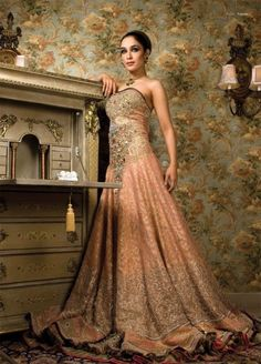 Gorgeous lehnga/gown