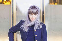 cheveux violets eleonore bridge