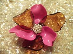 ****Spoon Flowers by Bonen Bonnets****  Rings, Brooches, and hair accessories available!
