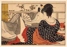 Китагава Утамаро. Мужчина, который любил женщин. | Voci dell'Opera. Интернет-журнал об опере и балете