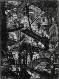 # FINE ARTS /// Piranesi | The Funambulist