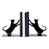 CAT SCRATCH BOOKENDS|UncommonGoods