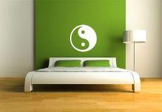 Wandtattoo - Yin Yang 1