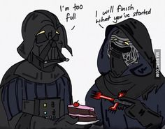STAR WARS : The Force Is Hungry