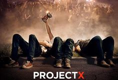 For your man:  The Camo Cargo Shorts worn by Jonathan Daniel Brown in the Project X movie