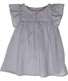 Mini A Ture erg elegante en luchtige jurk. mini-a-ture.nl.emilea.be